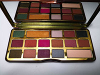 2018 hot sale Makeup Palette Eye Shadow Chocolate Gold 16 co...