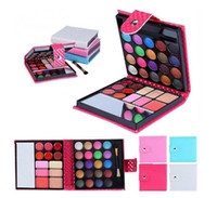 Eye Shadow Wholesale New Makeup Glitter Paleta de sombras de ojos 32 colores Fashion Eye Shadow Make up Shadows For Women With Case