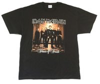 Iron Maiden Dance Of Death 2003 2004 World Tour Black T Shir...