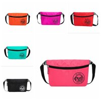 Women Waist Bag Outdoors Nylon Travel Sports Running Climbin...