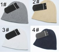 65545c0fe3e28 Wholesale cool beanies for sale - 10pcs winter Brand design ADI man Cool  fashion hats woman