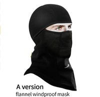 CoolChange Winter Cycling Face Mask Cap Ski Bike Mask Face T...
