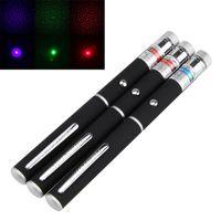 2in1 Star Cap Motif 650nm 5mw Rouge Pointeur Laser Pointeurs Stylo avec étoile kaléidoscope laser lumière haute qualité