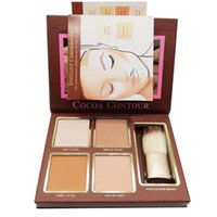 Newest COCOA Contour Kit Highlighters Palette Nude Color Cos...