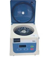 TD3 Masaüstü Laboratuvar Santrifüjü Düşük hızlı 8 * 15ml 220V