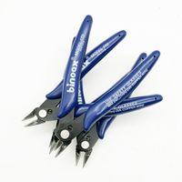 Кусачки для электрических проводов Режущие боковые ножницы Клещи для флеш-обработки щипцы Ручной инструмент Herramientas