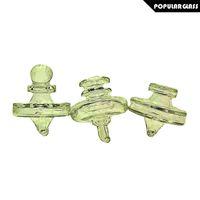 Saml Rover GLAS CARB CAPKASCHEN, passenden Quarz-Banger-Nagel für Öl-Rig PG5117