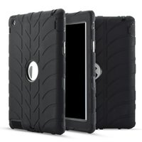 Pour le nouvel Ipad 9.7 Tablet PC Case Silicone Antichoc TPU Souple Anti Scratch Case Ipad Air 2 Pro 234 Cas