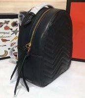 476671 Mochilas Marcas de couro Sacos Fashion Moda Mamont Luxury Totes Handbags Vraij