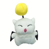 "Hot New 6. 5"" 16. 5CM Moogle Plush Doll Anime Collectible..."
