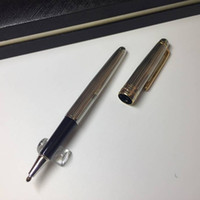 Luxury mb pen classique 163 Meisterstucks rollerball pen Sil...