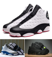 He Hot Game 13s Italy Blue 13s OG Sneakers 13 GS Black CA An...