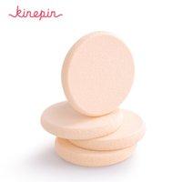 KINEPIN 4pcs/pack Thick Professional Studio Cosmetic Puff Facial  Sponge Blender  Puff Foundation Blending Sponge