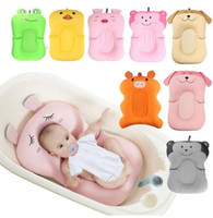 Baby Shower Portable Air Cushion Bed Babies Infant Baby Bath...