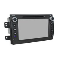 4 Go de RAM 8 pouces Andriod 8.0 Octa-core Lecteur DVD de voiture pour Suzuki SX4 2014 avec GPS, commande au volant, Bluetooth, radio