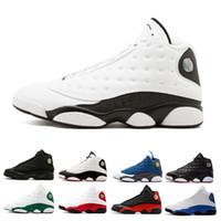 أحدث أحذية كرة السلة فانتوم 13 حصل على لعبة القطة السوداء ولدت شيكاغو إيطاليا الأزرق هايبر الملكي التصفيات رمادي تو الأحذية الرياضية حجم 41-47