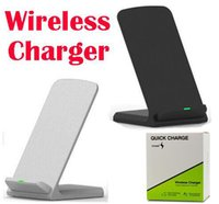 Hot Fast Wireless Charger Qi Wireless Charging Stand Pad for...