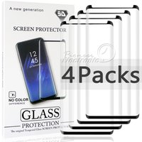 4 pack Case Friendly For Samsung Galaxy S9 S8 Plus Note 9 8 ...
