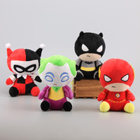 2018 New 4 Styles Superhero Figures Justice League Plush Toy...
