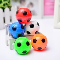 Creative Mini Football Fidget Spinner Toy Hand Tip Gyro Anti...