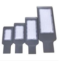 أضواء الشارع LED 20w 30w 40w 50w 80w 100w بقيادة مصباح الشارع SMD 3030 رقاقة 140Lm / W الترا ضوء الشارع LED