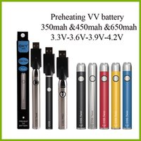 ECT Cos Twist 650mah Variable voltage 3. 3V- 3. 6V- 3. 9V- 4. 2V e ...