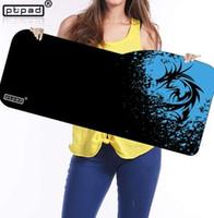 pbpad Grande tappetino per il mouse 730 * 330mm speed Tappetino per tastiera tappetino per mouse gaming tappetino per il mouse tappetino per giochi per PC desktop Computer portatile per PC