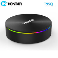 T95Q 4GB 64GB Android 8. 1 LPDDR4 Amlogic S905X2 TV BOX Quad ...