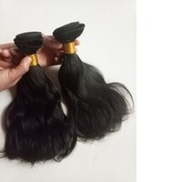 フルキューティクル整列ミンクヨーロッパブラジルバージンヒトヘア8-16インチナチュラルウェーブ高級ペルーインド髪の毛深い延長伸び