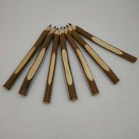 クリエイティブビンテージ手作り木製環境ボールペン/小枝ボールペン/ウェディングペン/パーティーフォアフォアギフトQW7378