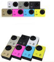 SJ4000 1080P Full HD Action Digital Sport caméra numérique écran 2 pouces sous étanche 30M DV enregistrement Mini caméra vidéo