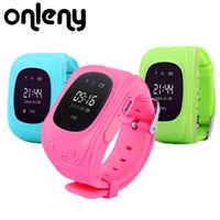 Onleny Smart Watch Q50 Accurate Locator LBS StationTracker S...