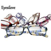 Occhiali da lettura colorati Eyesilove fashion per donna uomo da lettura ultraleggera lenti graduate da +1,00 a +4,00