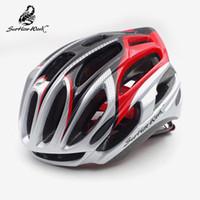 Integral geformte ultraleichte Fahrradhelm Männer Frauen Straße MTB Mountainbike Helme EPS Radsportausrüstung Casco Ciclismo C18110801