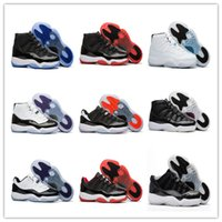Space Jam 11 XI Basketball Shoes Bred Legend Blue Men Women ...