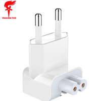 buena calidad del aire de Macbook / adaptador de alimentación portátil profesional en Europa potencia europea iPad estándar de Apple adaptador de cargador de ipad 500pcs libre de DHL