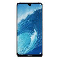 "Original Huawei Honor 8x MAX 4G LTE Mobiltelefon 6 GB RAM 64GB 128 GB ROM Snapdragon 660 Octa Core Android 7.12 ""Vollbild 16.0mp Fingerabdruck ID 5000mAh Smart Handy"