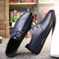 38- 44 Men' s Driving Shoes Men Genuine Leather Luxury Br...