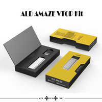 Authentic ALD AMAZE VTOP Kit Portable E Cigarette Pods Vape ...