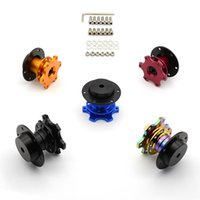 Universal Racing Car Steering Quick Release Hub Kit Boss Adapter Car Quick Release Volante