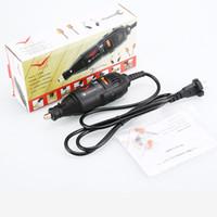Broca Elétrica 110 V / 220 V Ferramentas Elétricas Mini DIY Moedor Elétrico Para Ferramentas de Broca de Gravura