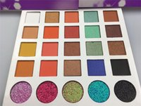 Dropshipping Glitter makeup palette eyeshadow 25 color set m...