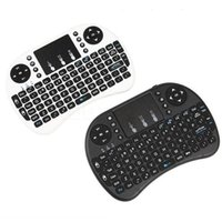 Mini Rii i8 Wireless Keyboard 2. 4G English Air Mouse Keyboar...