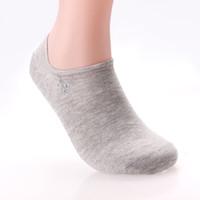 Erkekler pamuk ankel çorap calabasas kısa spor iskele polo lüks tasarımcı nakış desen çorap marka ücretsiz kargo