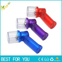Plastic handle electric smoke cracker mill smoke for daily u...