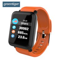 Greentiger M28 Smart Watch Blood Pressure Monitoring Smartwa...