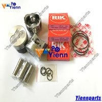 D722 D722EBH D722D Piston kit W  ring set For Kubota engine ...