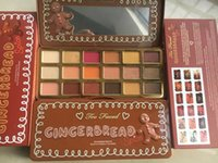 Newest Gingerbread Spice eye shadow palette 18 colors sweet ...