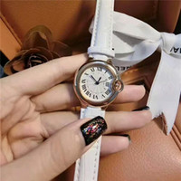 Famous brand women watch luxury wristwatches Leather strap d...