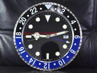5 ألوان ممتازة الأزياء ساعة الحائط 116718 116710 126710 باتمان المنزل الديكور 34 سنتيمتر x 5 سنتيمتر 3 كيلوجرام الكوارتز الإلكترون الإلكترون الساعات الحائط